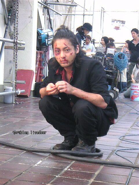Serizawa Tamao :: Yamada Takayuki :: Crows Zero
