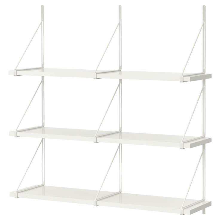 EKBY JÄRPEN/ EKBY GÄLLÖ Wall shelf, white $74.97 Article Number: 499.317.98 Read more Size 46 7/8x46 7/8""
