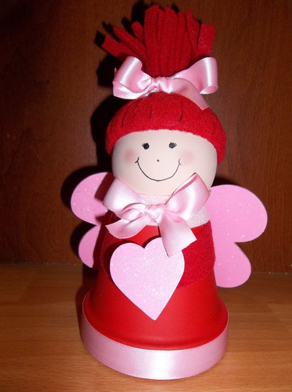 Valentines Day Angel From Rkozicki For The Home
