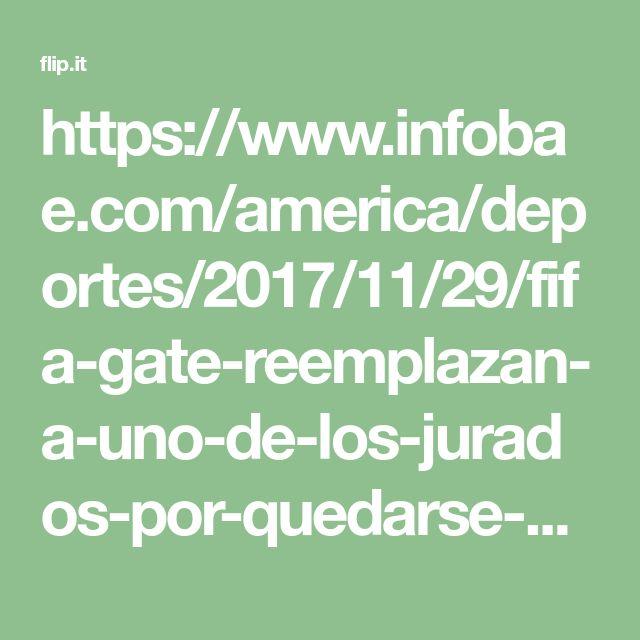 https://www.infobae.com/america/deportes/2017/11/29/fifa-gate-reemplazan-a-uno-de-los-jurados-por-quedarse-dormido-durante-el-juicio/