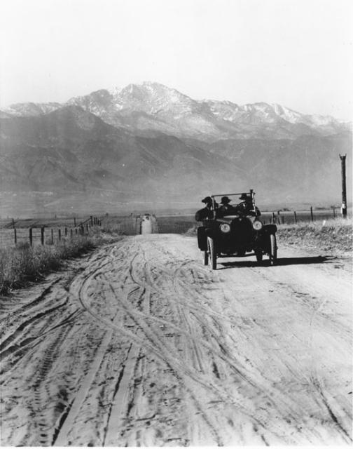 Highway 24 - Colorado Springs