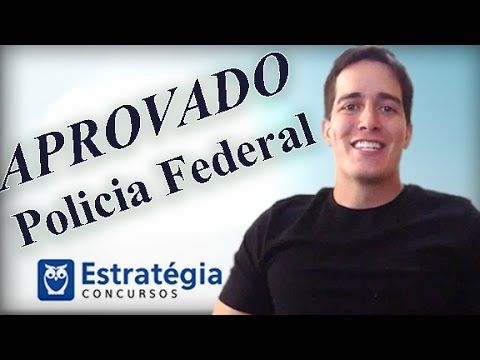 Renan Vilela é mais um aluno que foi aprovado no Concurso da Policia Federal! #estude #aprovados #concursos