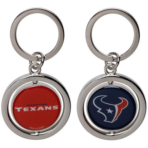 Houston Texans Football Spinner Keychain - $6.99