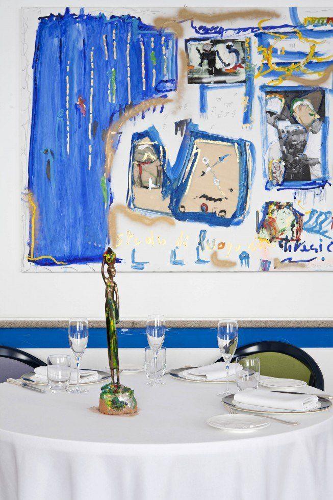 Restaurant Il Luogo di Aimo e Nadia, Milano starry between the top ten