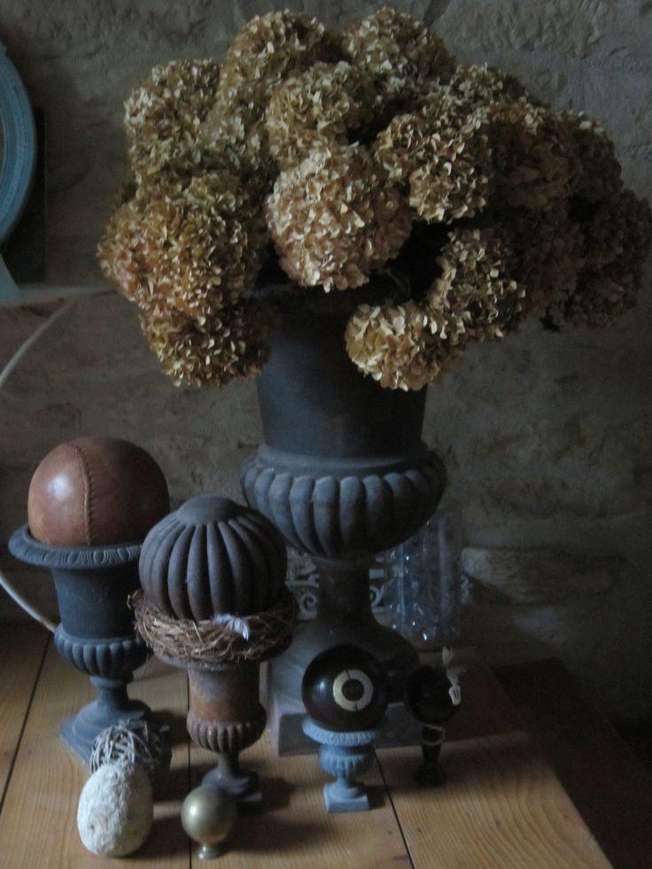 Ma collection de vases Médicis