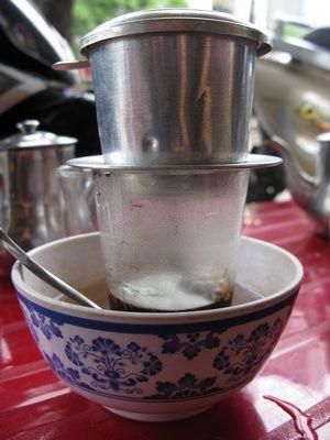 Vietnam coffee culture