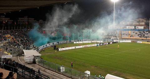 #LegaPro. #Pisa-#Maceratese: 1-1 Nerazzurri recuperati nella ripresa. Primo tempo da applausi #cronaca @AcPisa1909 #tabellino