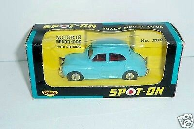 Spot On 289 Morris Minor 1000 Mint in Box  £150.00