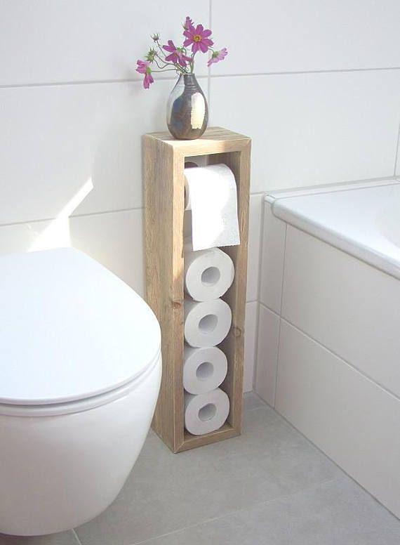 Toilet paper holder, toilet paper rack, toilet paper holder, Klorollen holder