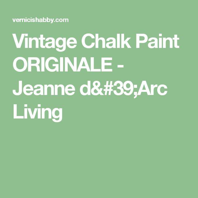 Vintage Chalk Paint ORIGINALE - Jeanne d'Arc Living