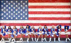 ☆ Dallas Cowboys Cheerleaders ☆
