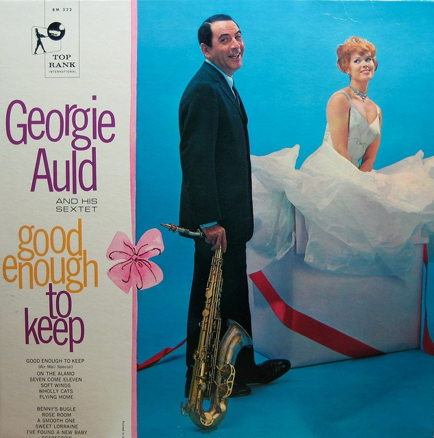 Georgie Auld And His Orchestra* Georgie Auld And His Rockin' Rhythm - Cherry Pink / Plantation Boogie