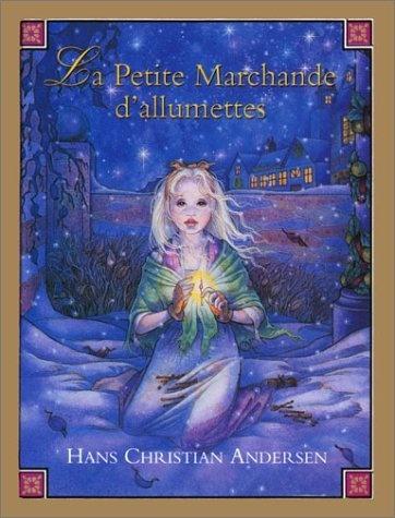 La petite marchande d'allumettes - Hans Christian Andersen - Conte