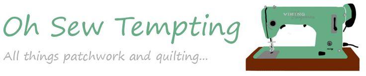 Quilt-As-You-Go Mug Rug Tutorial! | Oh Sew Tempting
