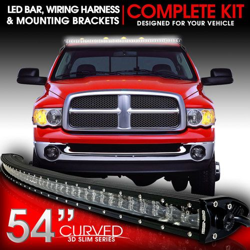 9b8ef8f0d9fc6f14ec7d63036b5f4c3b best 25 curved led light bar ideas on pinterest 50 led light  at eliteediting.co