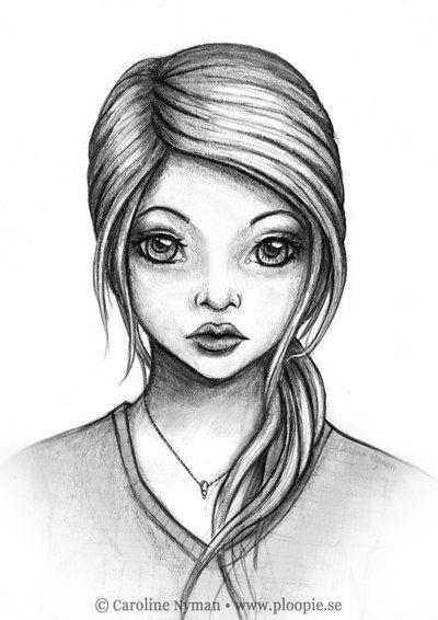 Sad Girl Sketch Google Search Ideas Pinterest