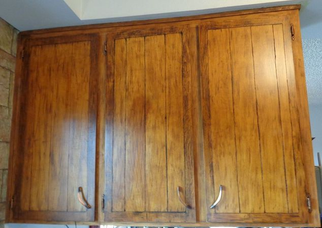 refinish ugly maple cubboards, doors, kitchen cabinets, kitchen design, painting, rustic furniture, finished