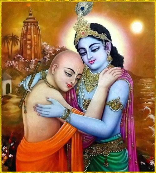 "☀ Shri Krishna Chaitanya Mahaprabhu ☀"""
