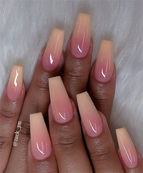 35 Best Ideas For Your Ombre Nails In Summer – Nail Art Connect