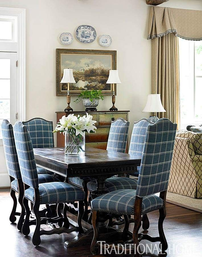 Dining Room Traditional Home With Images House And Home