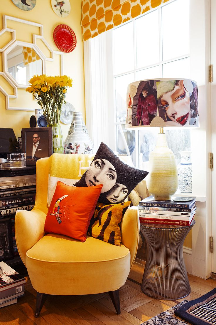 John Demsey Group President Estee Lauder At Home In New York City The Selby
