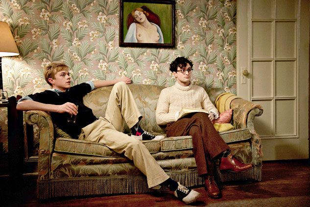 Daniel Radcliffe: Dane DeHaan in 'Kill Your Darlings'