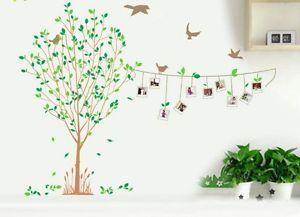 Wandtattoo Wandaufkleber Wandtatoo Wandsticker Baum Bilderrahmen Fotorahmen | eBay