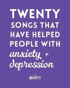 20 Songs That Have Helped People With Anxiety and Depression