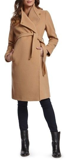 Women's Seraphine 'Donatella' Maternity Jacket