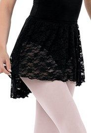Stretch Lace Skirt