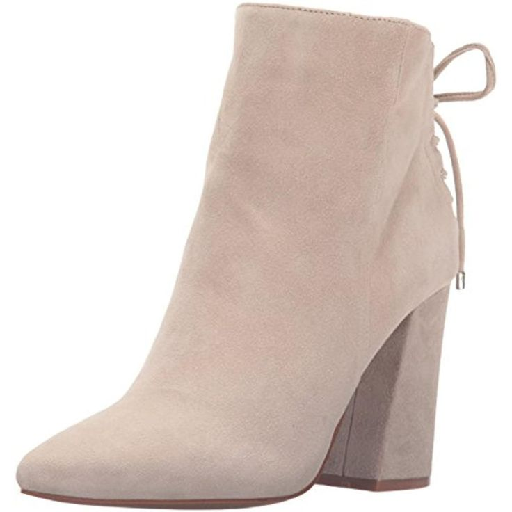 Chinese Laundry Kristin Cavallari Womens Siren Lace-Up Pointed Toe Booties