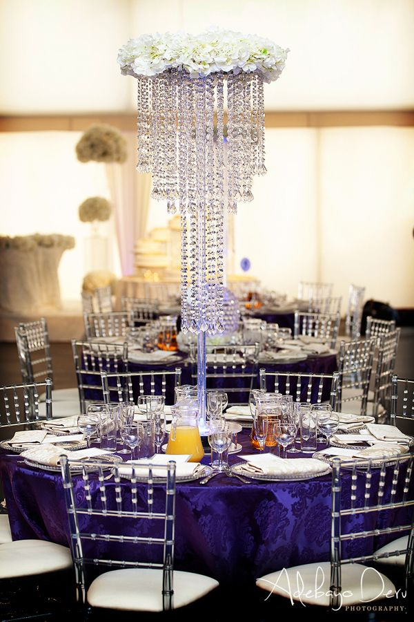 34 best chandelier centerpieces images on pinterest centerpieces nigerian wedding in london from adebayo deru photography angel michael junglespirit Choice Image