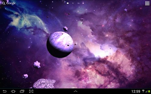 Top Android Asteroids 3D live wallpaper – Asteroids 3D live wallpaper Free Download