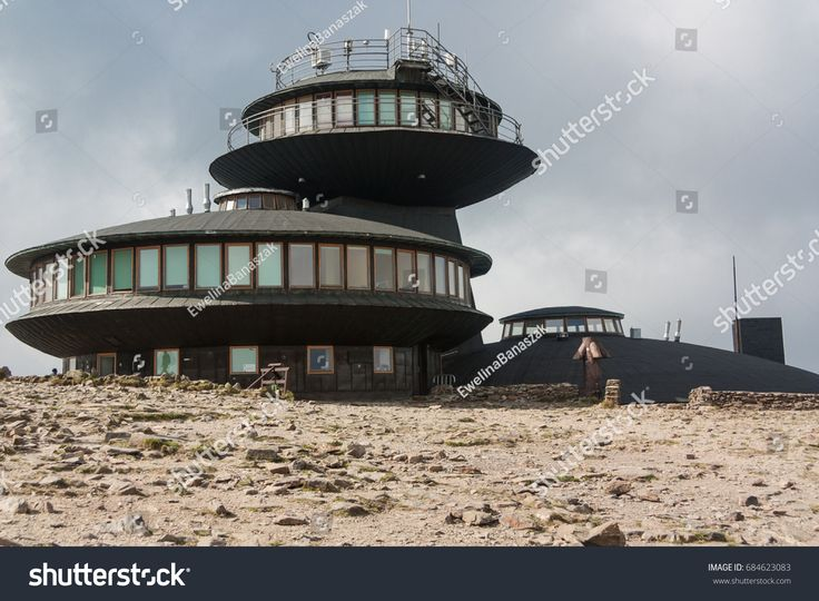 Meteorological Observatory in the Giant Mountains
