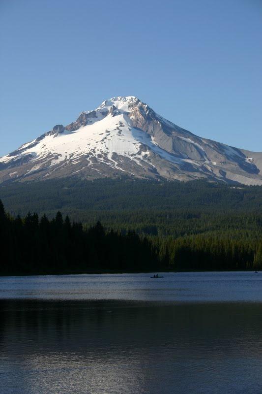 Mount Hood-Oregon