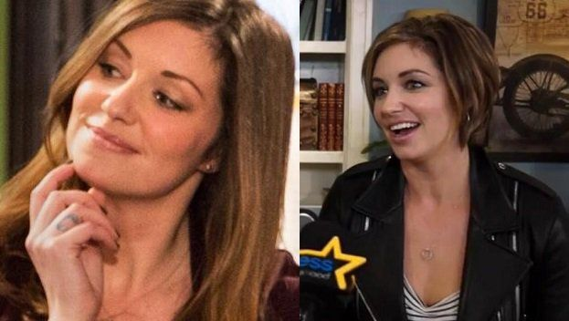 'Undateable': Bianca Kajlich Cuts Hair Short Like Kaley Cuoco