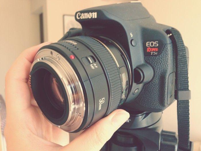 Dicas para fotografar com lente invertida