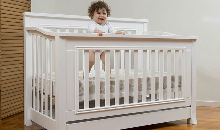 Grow your child from newborn to school level with Cocoon's All in One Ritz #Cot. Find at http://goo.gl/QWc7bh