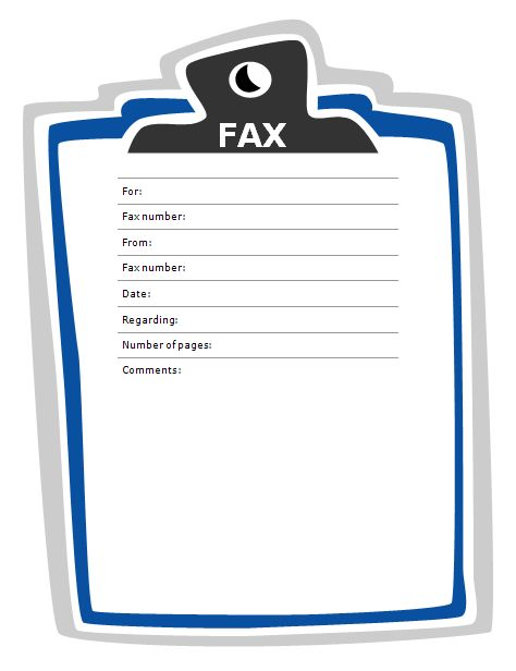 70 best fax covers images on Pinterest Cook, Cute cartoon and Jokes - Fax Cover Sheet Free Template
