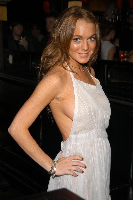 Lindsey lohan nude