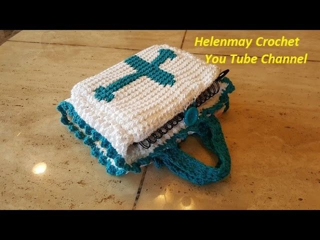 Crochet Book Cover Tutorial : Ideas about crochet book cover on pinterest