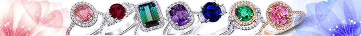 We offer online Colour Gemestone engagement rings in los Angales with different high quality gems.We provide Blue Sapphire, Pink Sapphire, Platinum Rings and many more at reasonable prices.