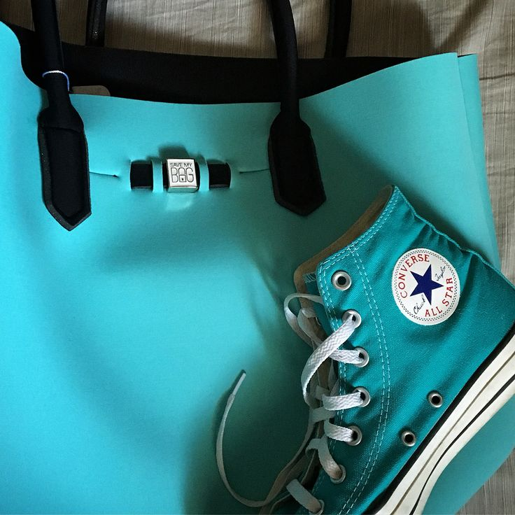 Tiffany time! Save my bag + Converse