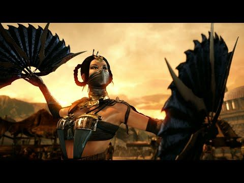 Mortal Kombat X looks really sweet and in this video we get to see Kung Lao and Kitana. We do not get a detailed walkthrough into their specific fighting styles but nonetheless we get to see them fight. We also get teased with Goro returning as a playable character if you pre-order Mortal Kombat X. You should be able to just wait a little while then purchase Goro later on as some kind of DLC. Look for Mortal Kombat X to release in stores this upcoming April 14, 2015.