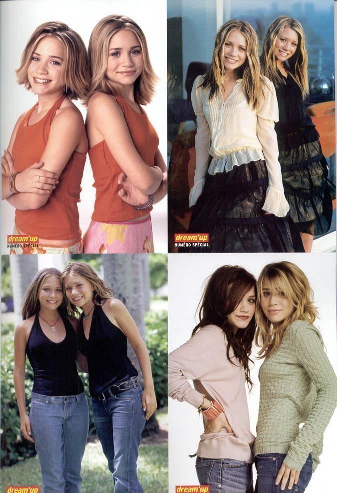 Olsen twins fake gallery