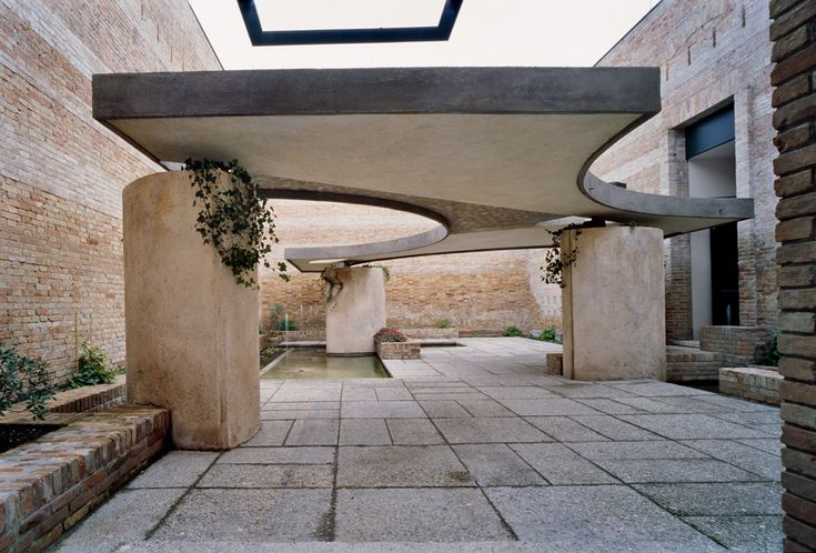 The Carlo Scarpa picture gallery | Architecture | Agenda | Phaidon