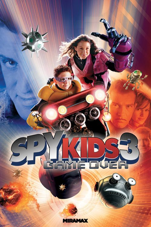 Watch Spy Kids 3-D: Game Over Full-Movie
