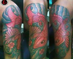 Fish Koy Tattoo