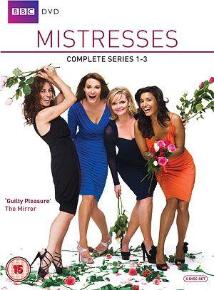 "Mistresses"" Mistresses: Series 1-3 GREAT SERIES, NEVER SHOULD'VE ENDED!"