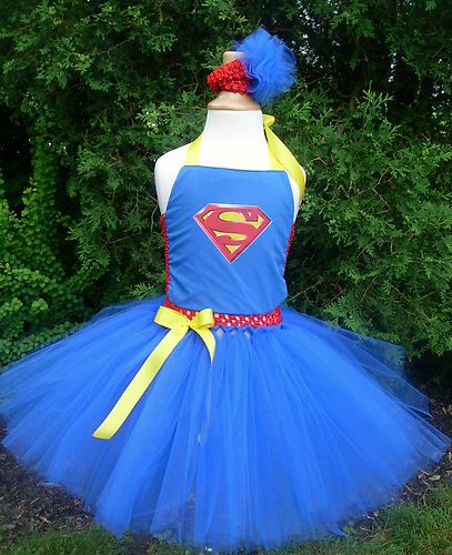 a superman tutu!!!!